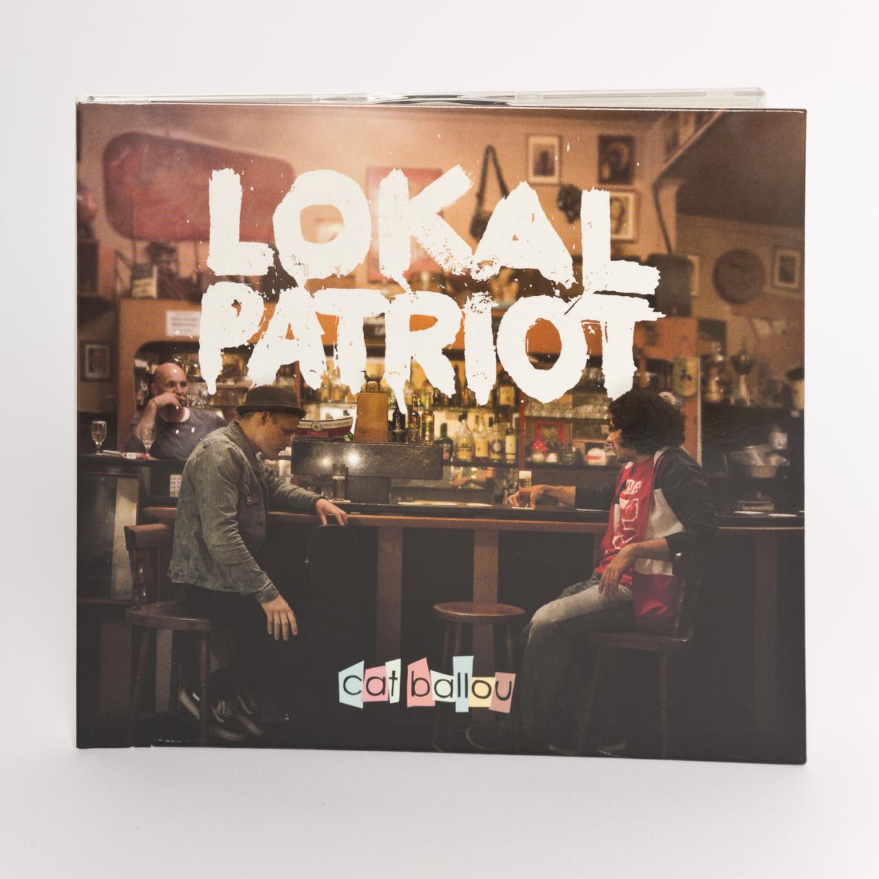 Hi, I am Jonas Lokal Patriot