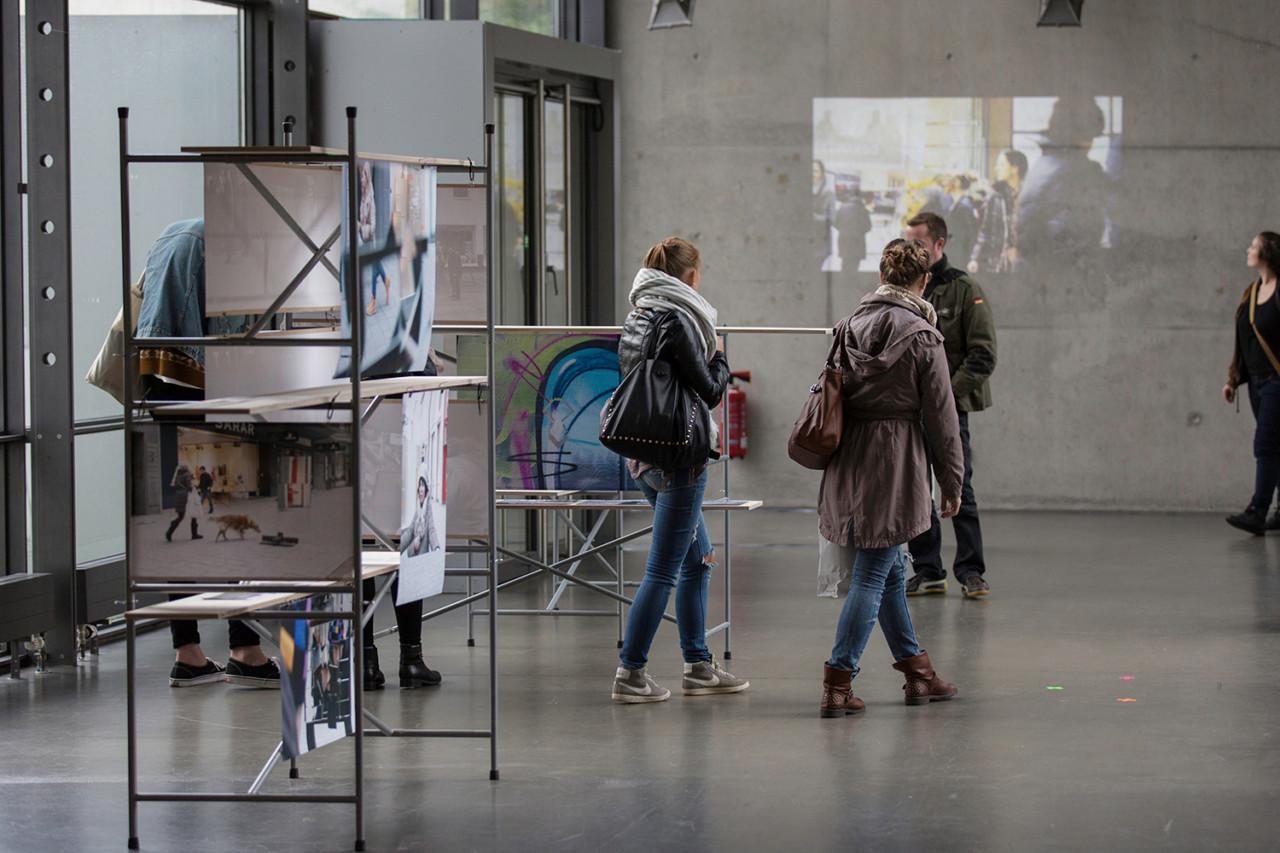 Portfolio of Jonas Schneider Schmuck als urbaner Prozess